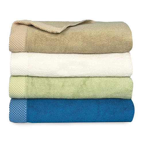 Bamboo Luxury Towels (Your Choice) 4 Washcloths or 2 Bath Towels