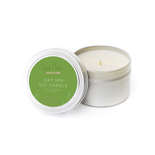 Day Spa Aromatherapy Candle