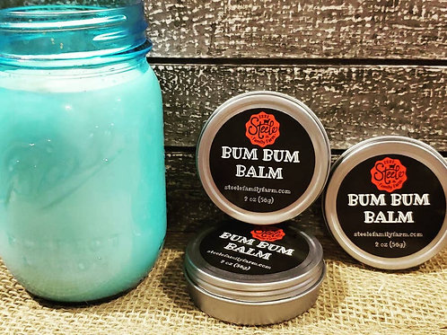 Bum Bum Balm ( Maker of The Book My Name is Jake)