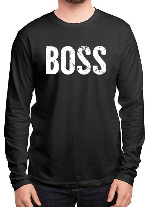 Boss Full Sleeves T-shirt