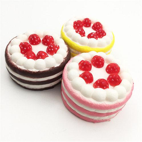 New Mini Strawberry Cake Stress Reliever