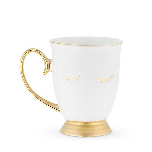 "Hollyâ""¢ White Lash Mug by Pinky Up"