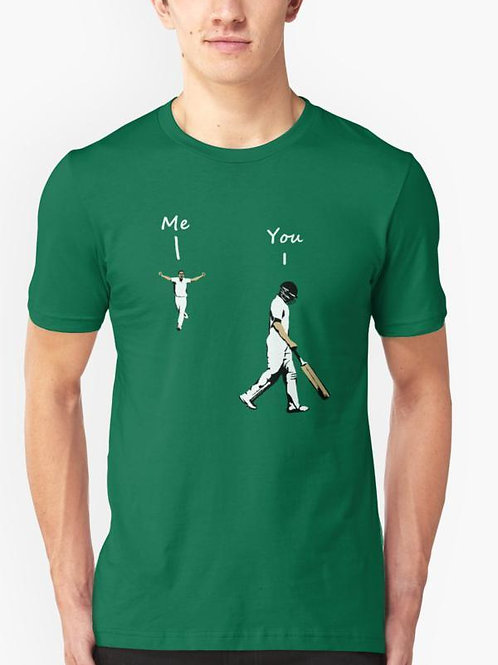 Cricket Green T-shirt
