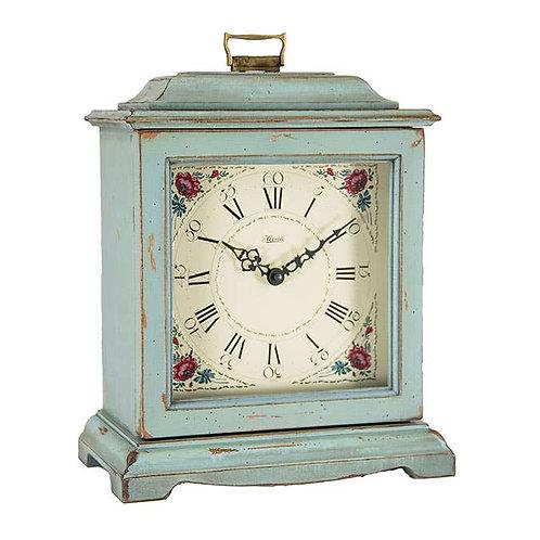 Hermle Austen Light Blue Mantel Clock