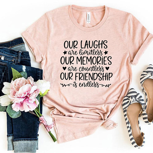Our Laugh Are Limitless Shirt