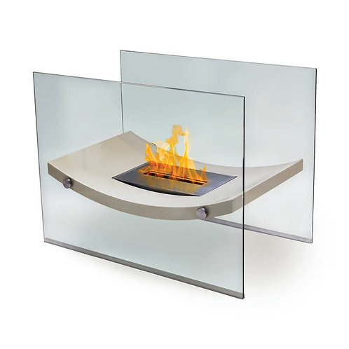 Anywhere Fireplace Floor Standing Fireplace - Broadway Model