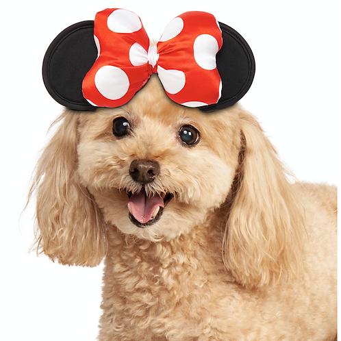 Minnie Mouse Ears Pet Headband