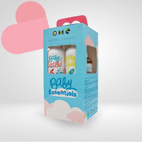 Baby Essentials - Newborn Gift Set