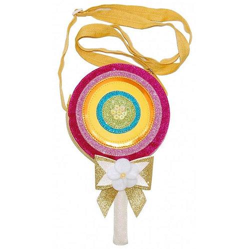 Lollipop Swirl Kids Purse