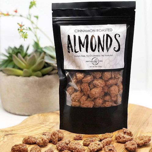 Cinnamon Kettle Roasted Almonds