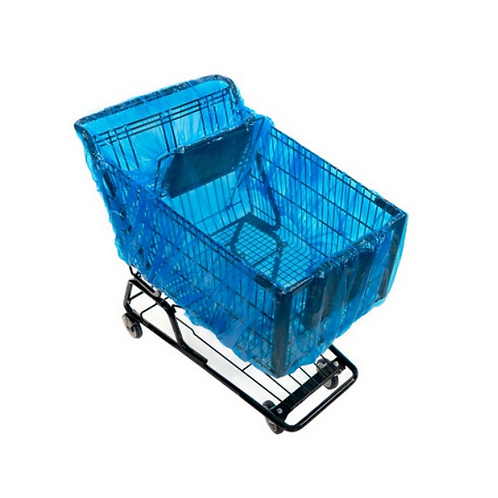 Cart Safe 10 Blue Liners ( Keep The Germs Away)