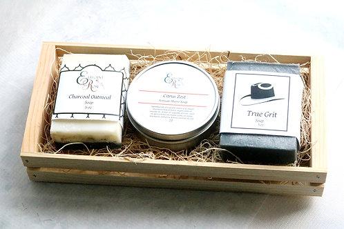 Mens Gift Set - Natural Soap Gift