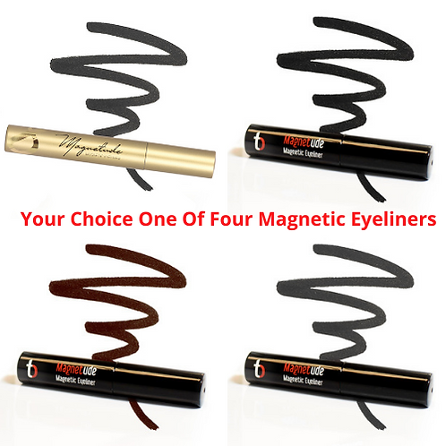 Choice Of One NEW Made in the USA / Magnetude Magnetic Eyeliner ( 4 Colors)