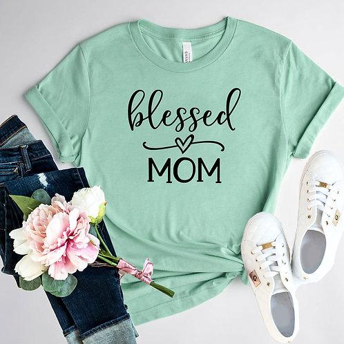 Blessed Mom Shirt