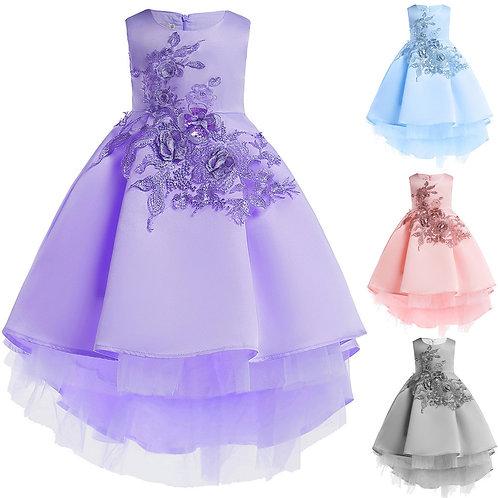 2019 Flower Girls Dress Princess Pageant Formal