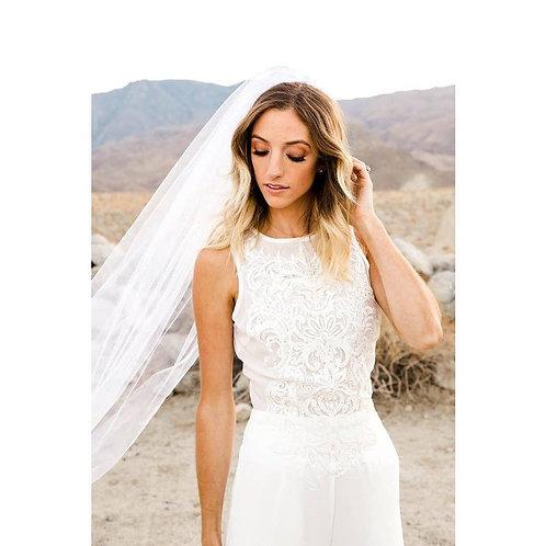 Ombre Wedding Veil