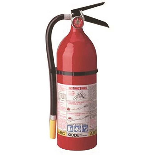 Kidde Pro 5 MP 3A40BC Fire Extinguisher Case Of 4
