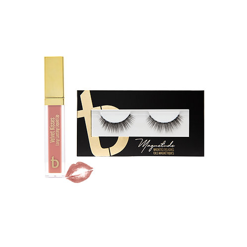 Makeup Fix - Boardroom Lash and Ballet Lip (October Special)