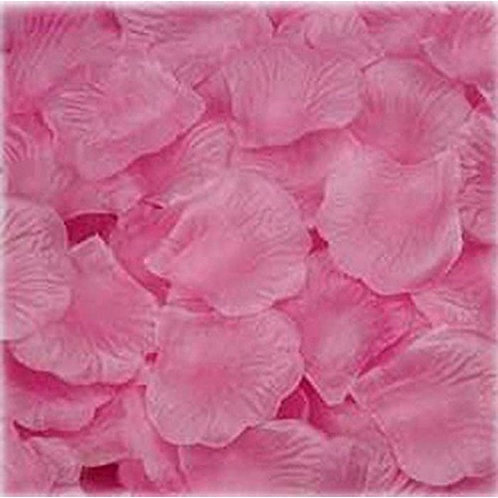 1000pcs Fabric Rose Petals Table Confetti Flower