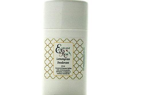 Lemongrass Natural Deodorant