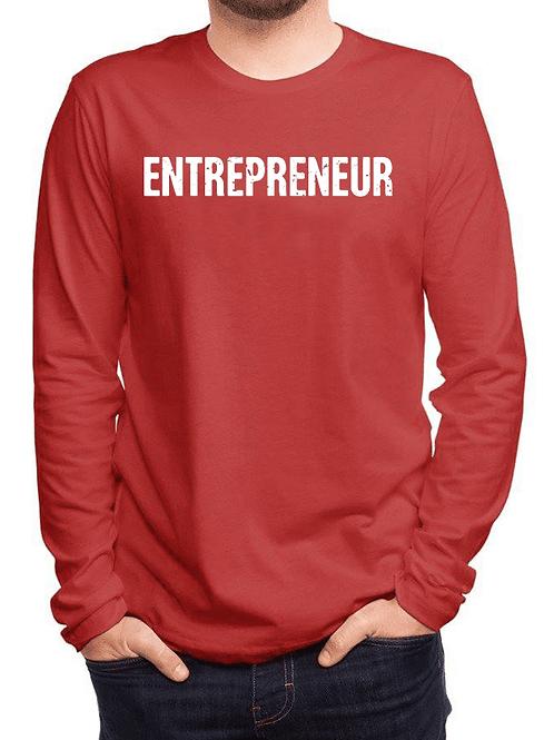 Entrepreneur Full Sleeves T-shirt