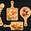 Thumbnail: Tasteful Tapas Mini Appetizer Boards (Set of 3)