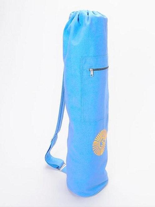 Yoga Bag - OMSutra OM Natraj Mat Bag - Drawstring