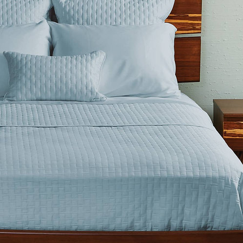 Luxury Feeling-Rayon Bamboo Quilted Coverlet