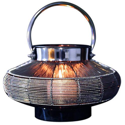 """Mercury"" 2 in 1 Fireplace/Lantern"