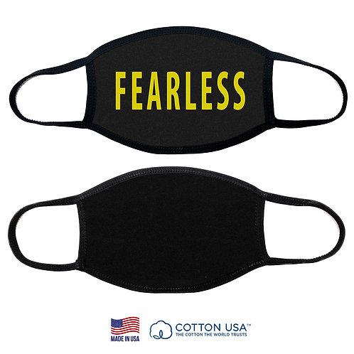 Super Cute*FEARLESS - 1 Mask 100 USA Made Cotton