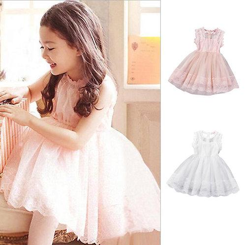 Girl Lace  Dress  Flower Girl