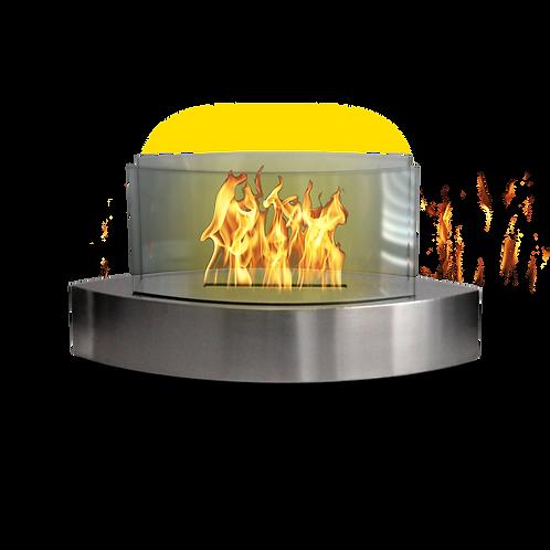 Tabletop Fireplace-Lexington Steel ( Color Choice )