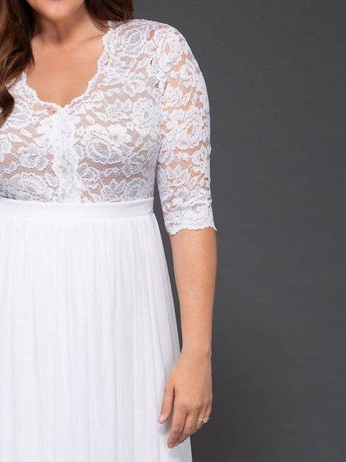 Everlasting Love Wedding Gown Plus Size