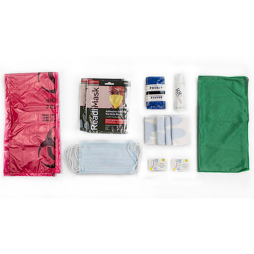 Close Encounter Kit – Germ, Bacteria, Virus (25 Piece)