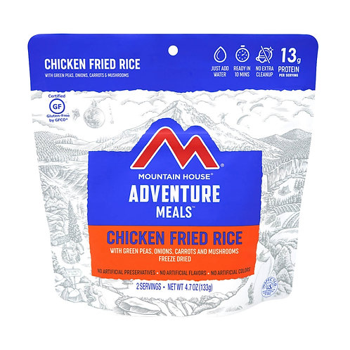 Mountain House Chicken Fried Rice 6-Pack/Case