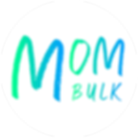 Mom Bulk Rounded Logo Green and Blue 202
