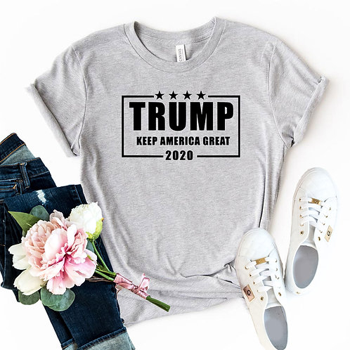 Trump Keep America Great 2020 Shirt