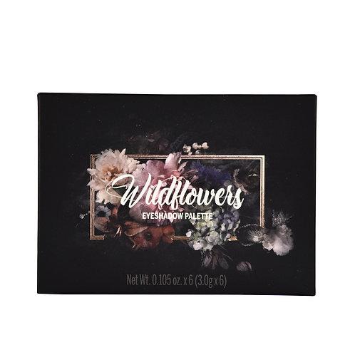 Wildflowers Eyeshadow Palette