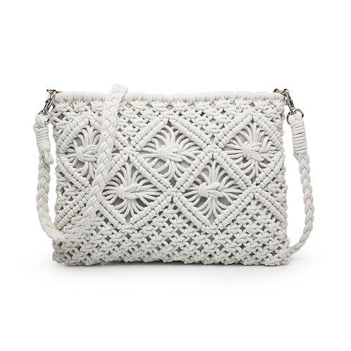 Gigi  Fabric Woven Crossbody