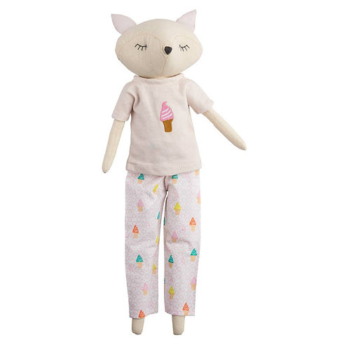 Fifi Fox Slumber Party Doll