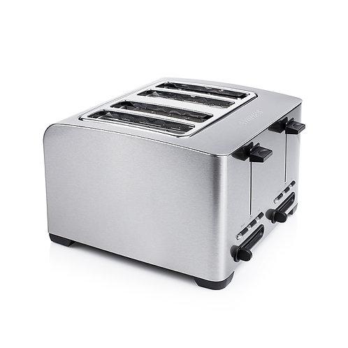 不鏽鋼四片烤麵包機-142397