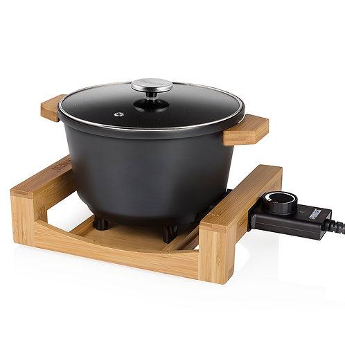 173026 多功能陶瓷料理鍋-黑