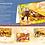 """Thumbnail: XL-KLappkarte """"Habicht"""""""