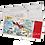"Thumbnail: Postkarte ""Airline mit Herz"""