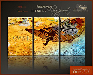 Pilotessadesign-Lilienthal GLider