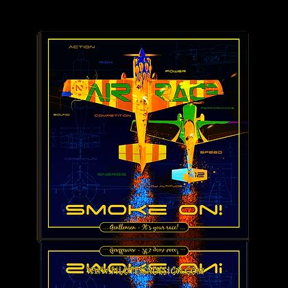 SMOKE ON