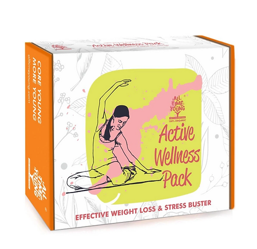 Active Wellness Pack (Weight Lose & Stress Buster) 200 g