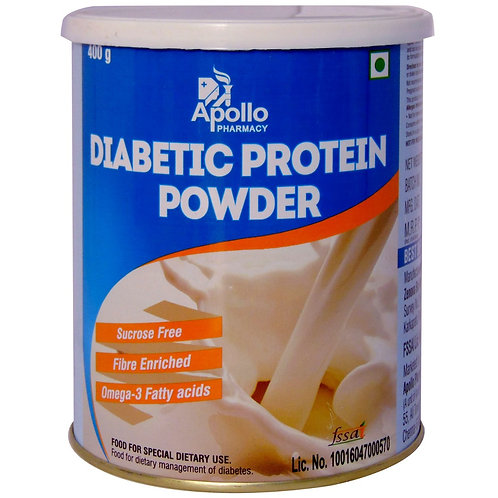Diabetic Protein Powder 400 gm