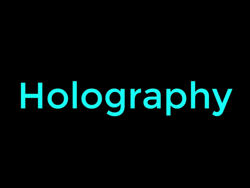 Simple Hologram Animation-AEF