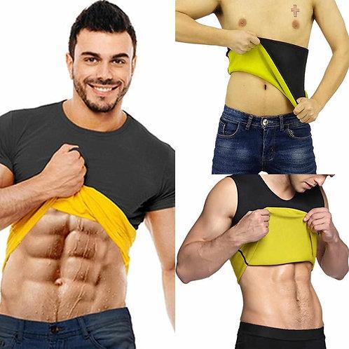 Hot shapers Slim T-Shirt -for Men